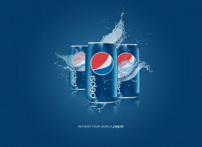 реклама Pepsi