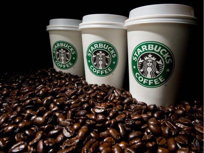 реклама Starbucks