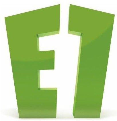 логотип мебельной компании e1