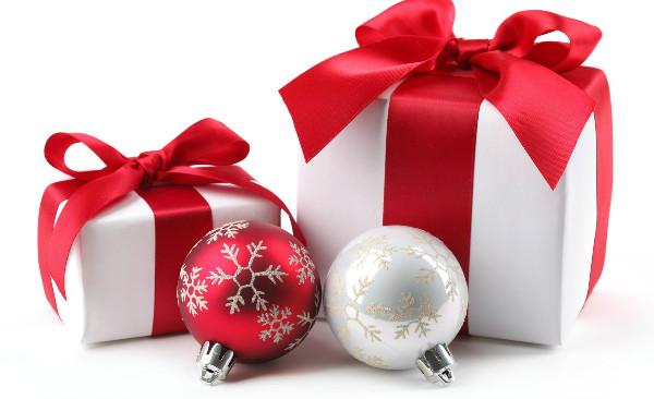 зимние подарки