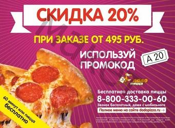 макет пиццерии