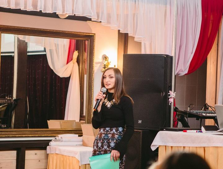 Нина Ивашина выступила экспертом во Всероссийском кубке «Управляй»