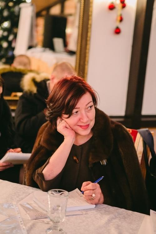 главный бухгалтер Елена Руденко