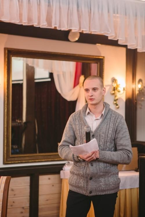 руководитель департамента производства Виталий Бабкин