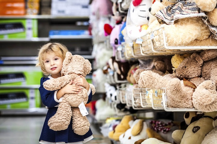продажа детских товаров фото