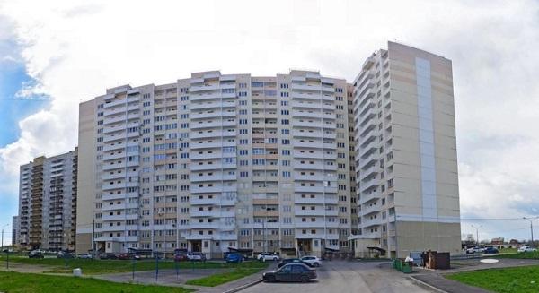 микрорайон суворовский фото