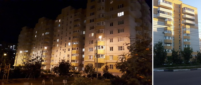 реклама в жилых домах Воронежа